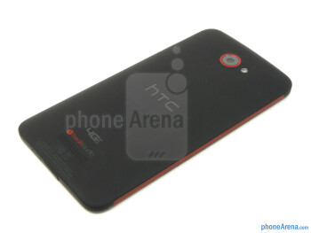 Back - HTC DROID DNA Review
