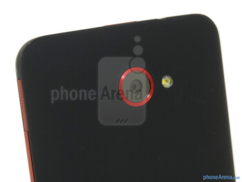 Rear camera - HTC DROID DNA Review