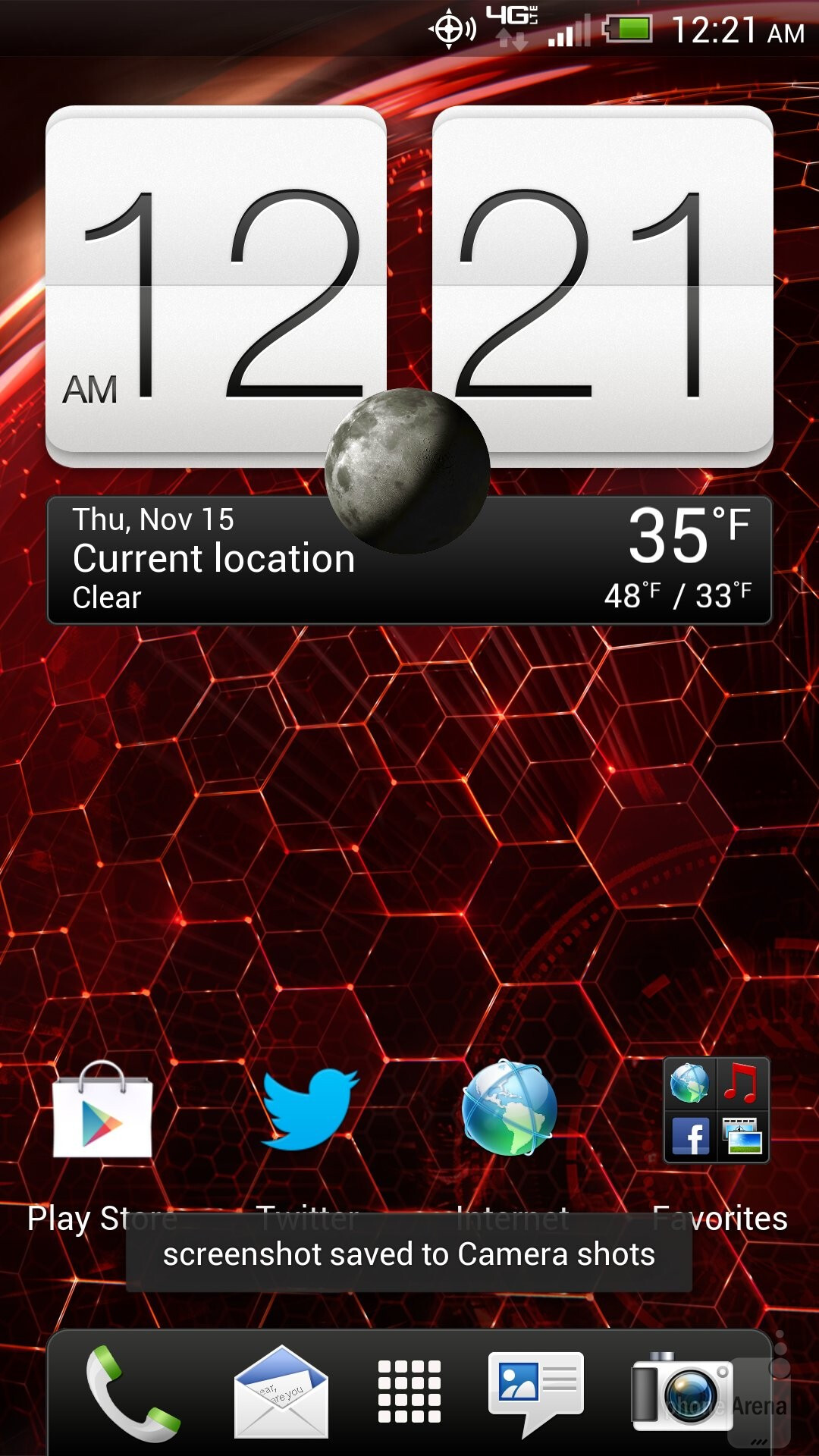 Droid Dna Wallpaper The Htc Droid Dna Comes With