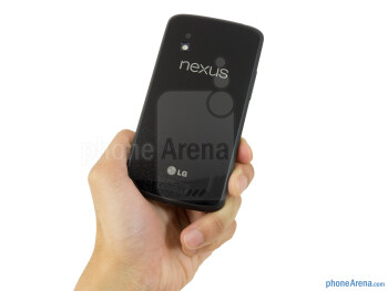 The glass casing layered on top of the Google Nexus 4 adds that desired level of premium - Google Nexus 4 Review
