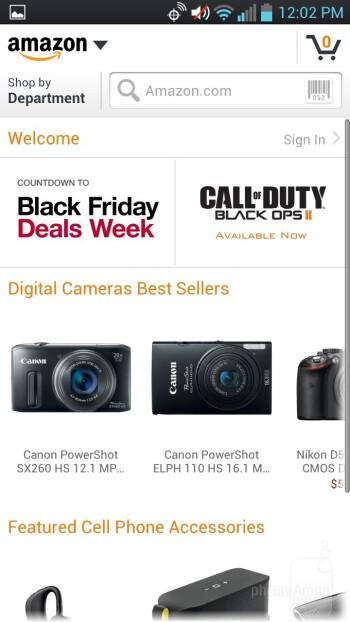 Amazon - LG Spectrum 2 Review