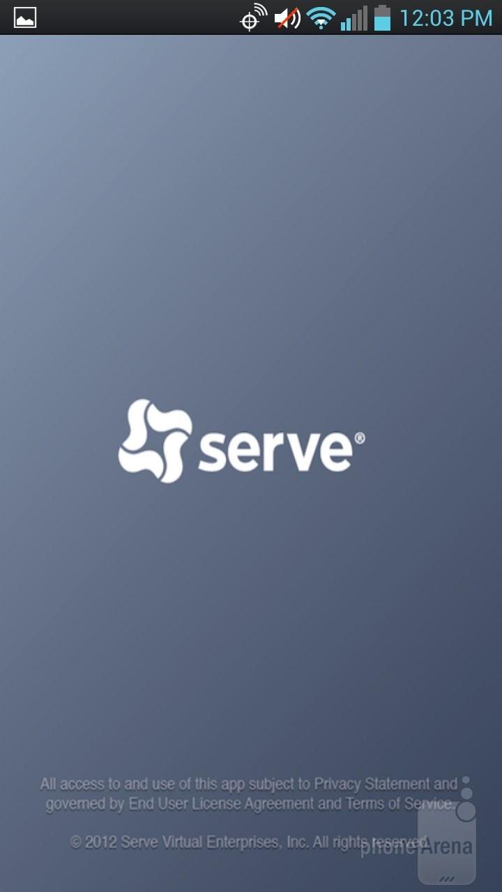 Amex Serve - LG Spectrum 2 Review