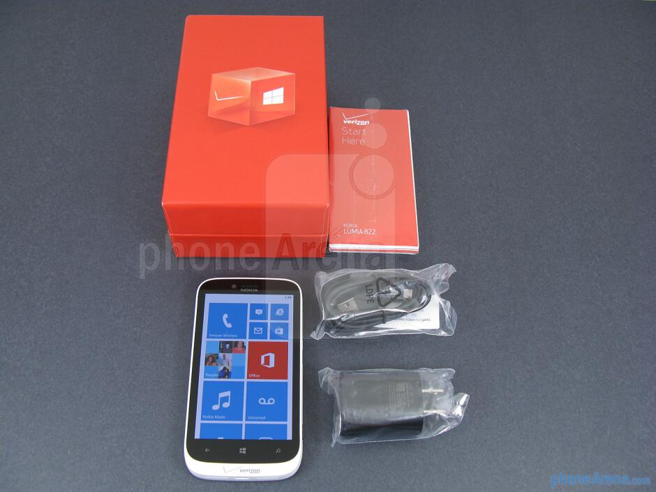 Nokia Lumia 822 Review