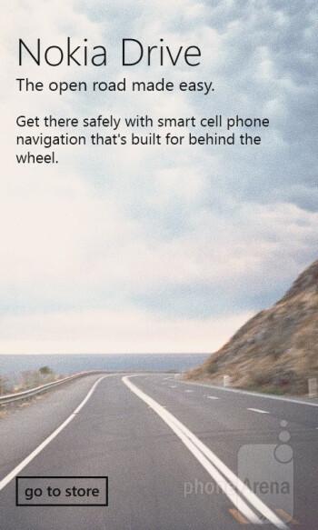 Nokia Drive+ - Nokia Lumia 822 Review