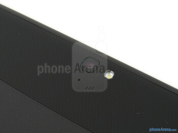 Rear camera - Google Nexus 10 Review