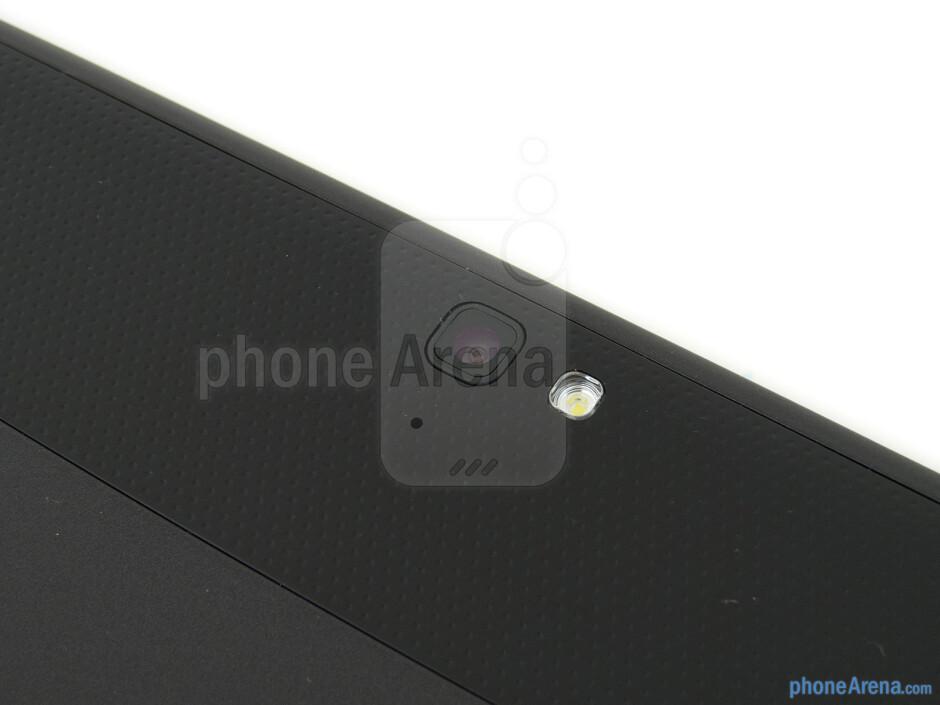 Rear camera - Google Nexus 10 Review