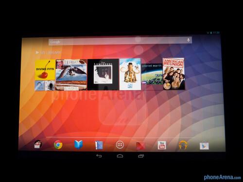 Google Nexus 10 Review