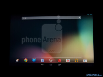 Color production - Google Nexus 10 Review