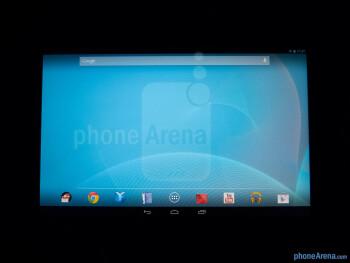 Color production - Google Nexus 10 Review