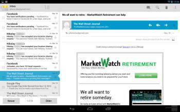 Email - Google Nexus 10 Review
