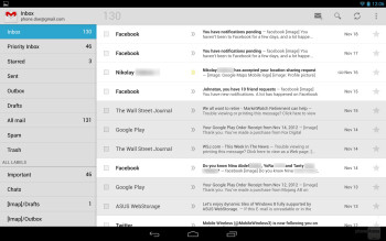 Email - Google Nexus 10 Review