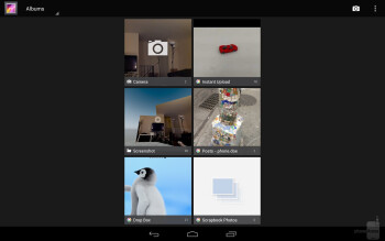 The gallery of Android 4.2 Jelly Bean throws in some cool editing functions - Google Nexus 10 Review