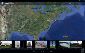 Google's apps - Google Nexus 10 Review
