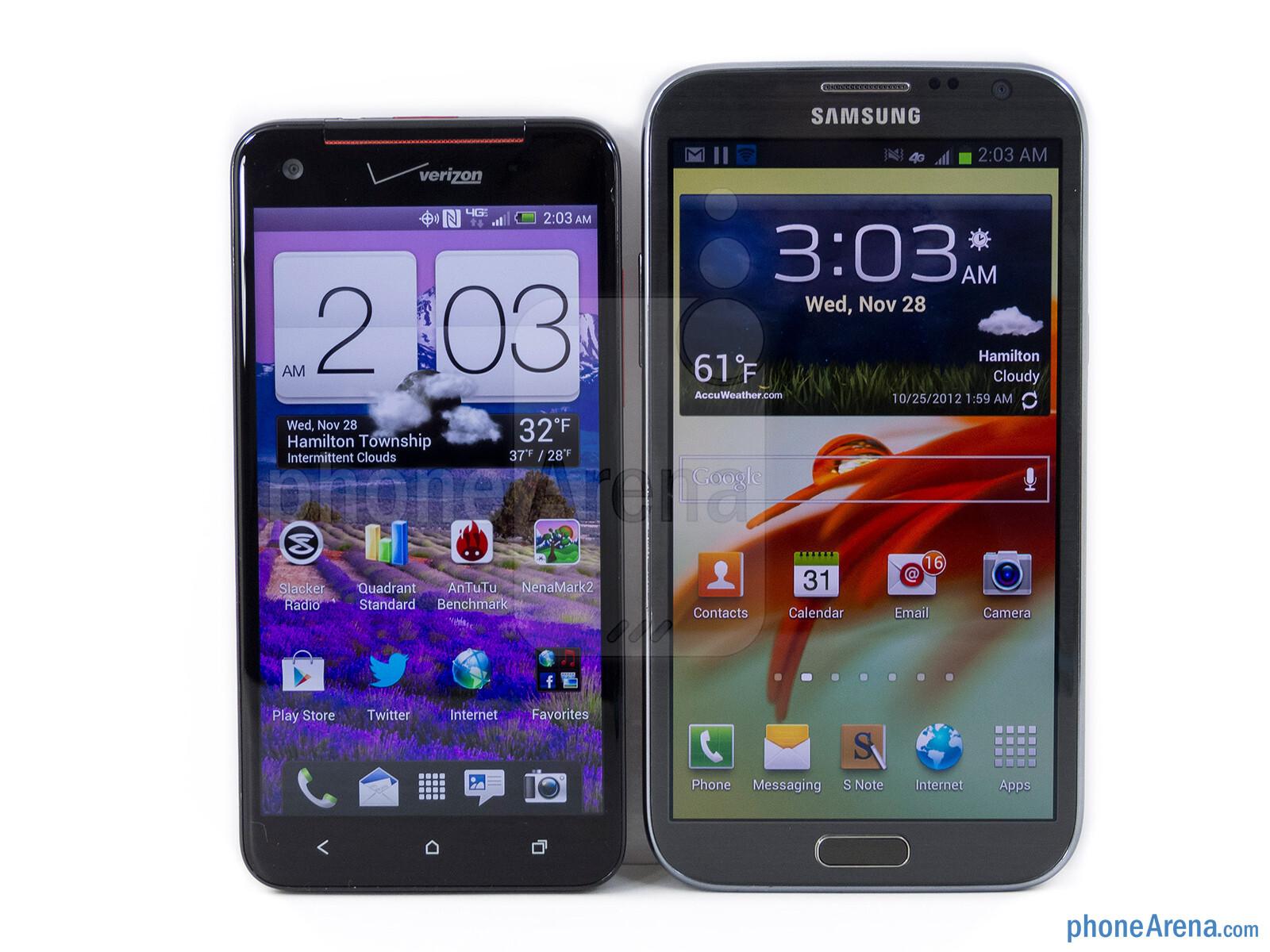 Review Samsung Galaxy Note II GT-N7100 Smartphone ...