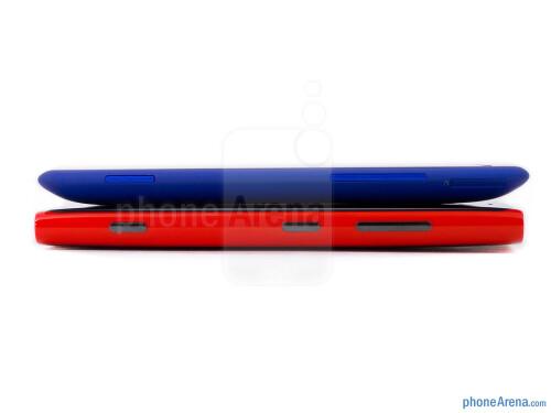 Nokia Lumia 920 vs HTC Windows Phone 8X