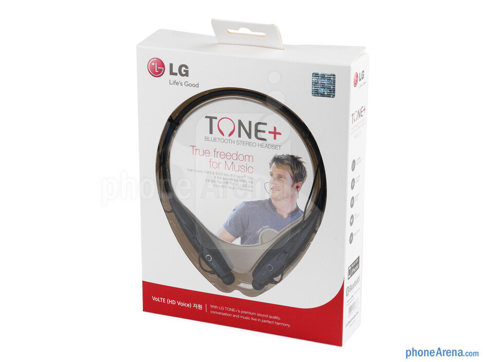 LG TONE+ Review