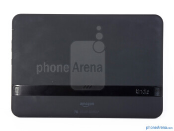 Back - The sides of the Amazon Kindle Fire HD 8.9 - Amazon Kindle Fire HD 8.9 Review