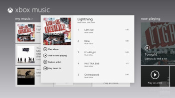 Music player - Asus VivoTab RT Review