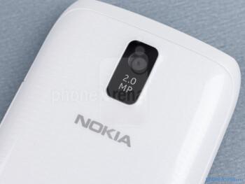 Rear camera - Nokia Asha 309 Review