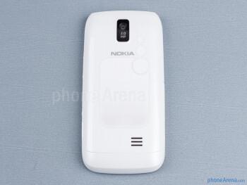 Back - Nokia Asha 309 Review