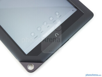 "The physical ""n"" button - Barnes & Noble NOOK HD+ Review"