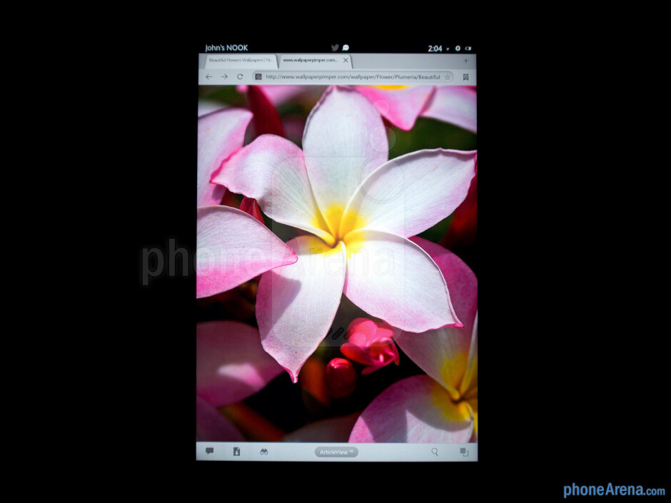 Color production of the Barnes & Noble NOOK HD+ - Barnes & Noble NOOK HD+ Review
