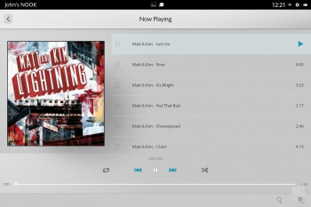 Playing videos with the Barnes & Noble NOOK HD+ - Barnes & Noble NOOK HD+ Review
