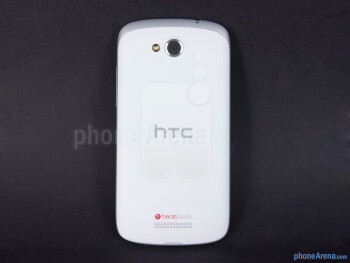 Back - HTC One VX Review