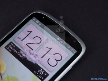 Front-facing camera - HTC One VX Review