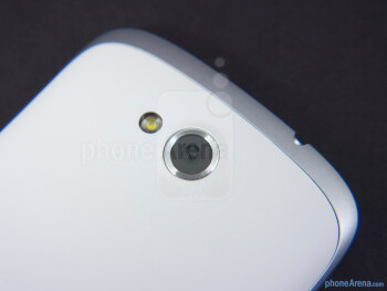 Rear camera - HTC One VX Review