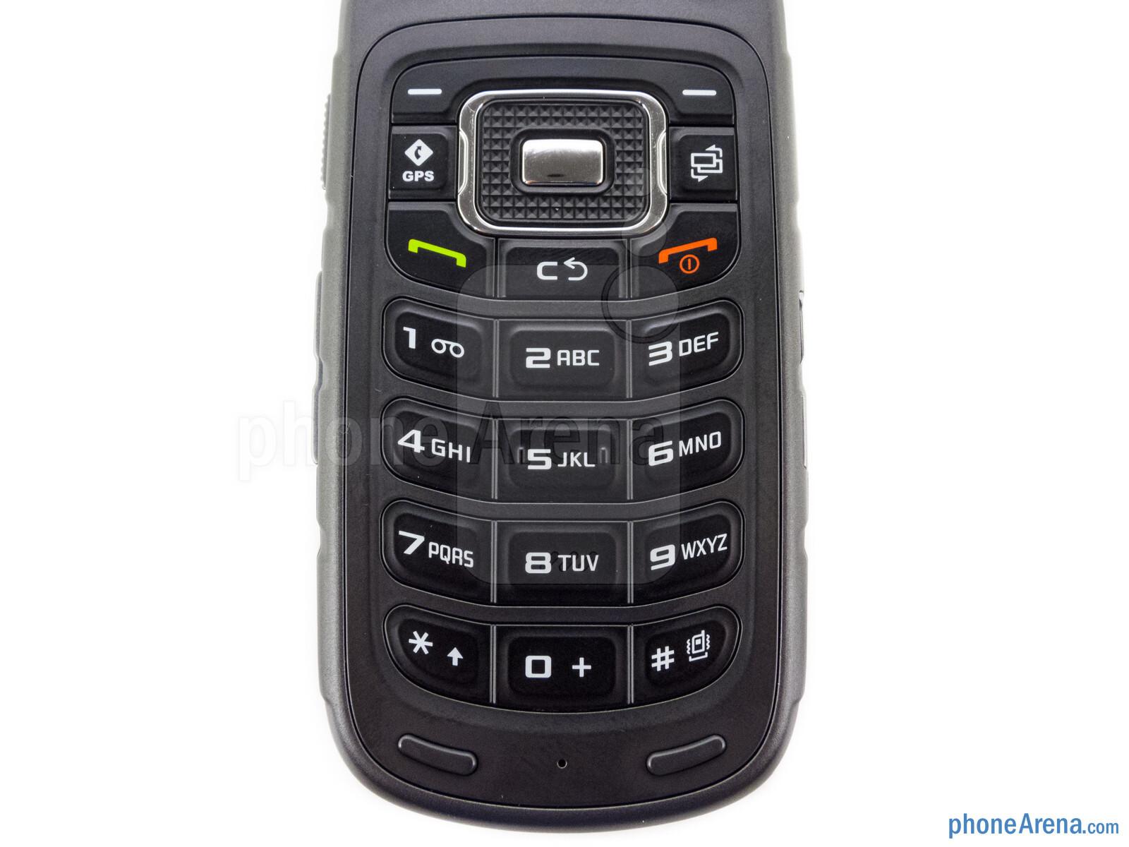 samsung rugby flip phone manual