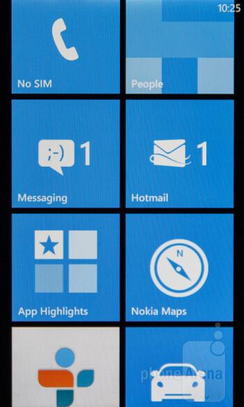 The Nokia Lumia 510 unit comes with Windows Phone 7.8 preinstalled - Nokia Lumia 510 Review