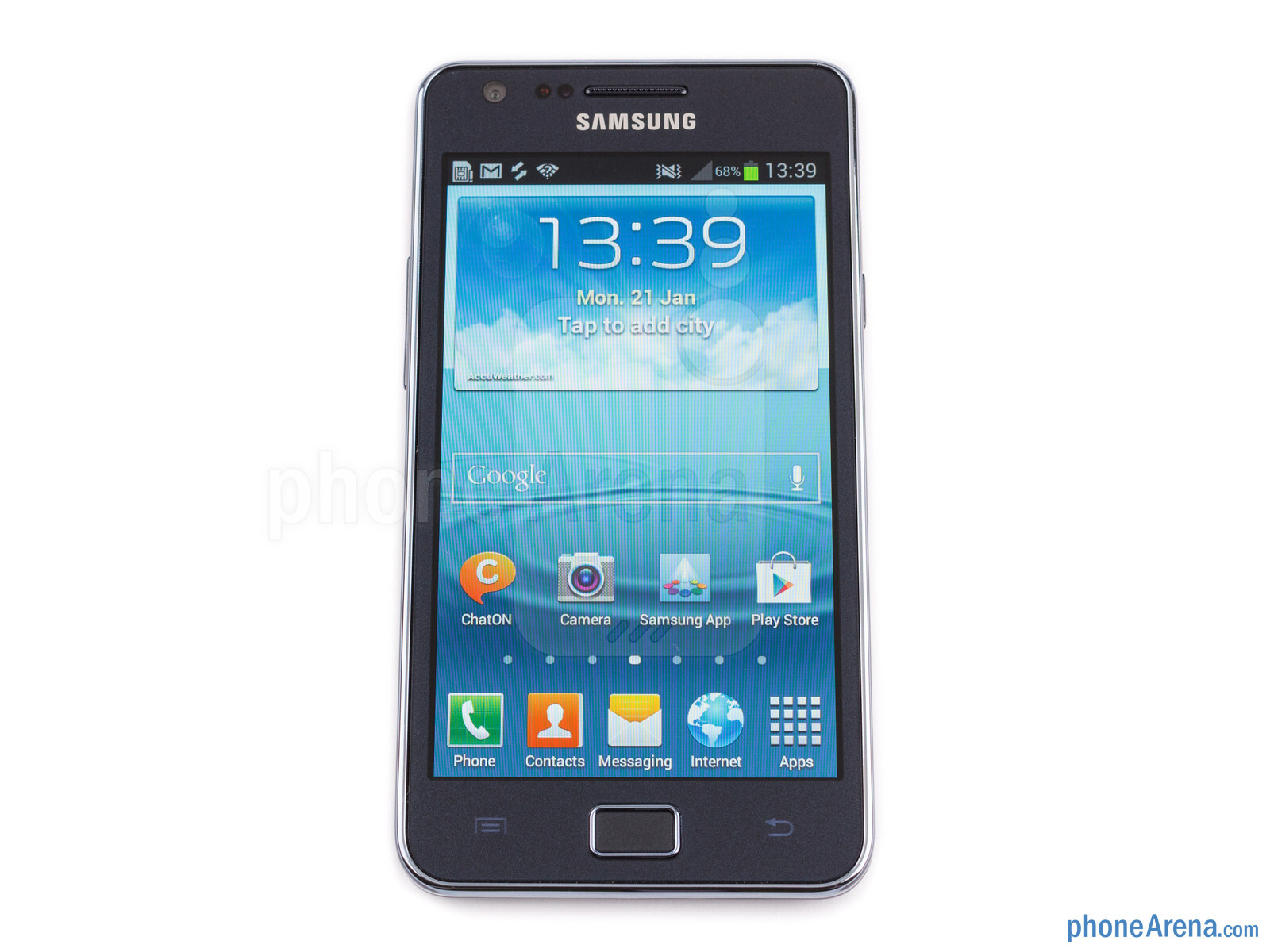 samsung galaxy s ii plus preview phonearena. Black Bedroom Furniture Sets. Home Design Ideas