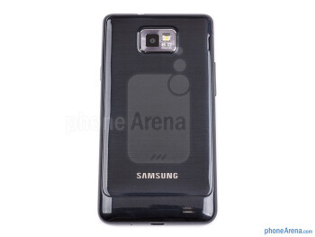 Back - Samsung Galaxy S II Plus Preview