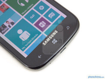 Capacitive Windows buttons - Samsung ATIV Odyssey Review