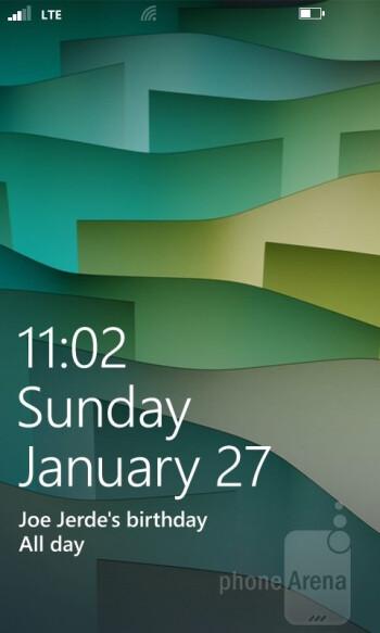 Interface of the Samsung ATIV Odyssey - Samsung ATIV Odyssey Review
