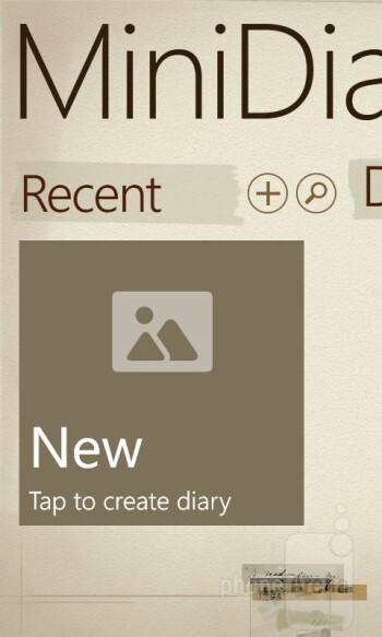 Organizer apps - Samsung ATIV Odyssey Review