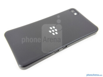 Back - BlackBerry Z10 Review