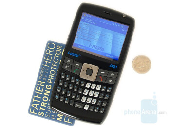 i-mate JAQ3 and T-Mobile MDA - i-mate JAQ3 Review