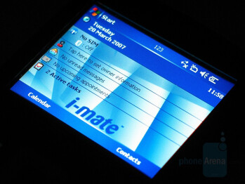 i-mate JAQ3 Review