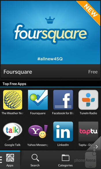 BlackBerry World - BlackBerry 10 Review