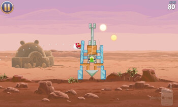 Angry Birds Star Wars - BlackBerry 10 Review