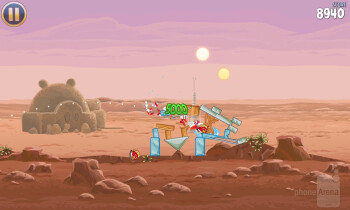 Angry Birds Star Wars - Black