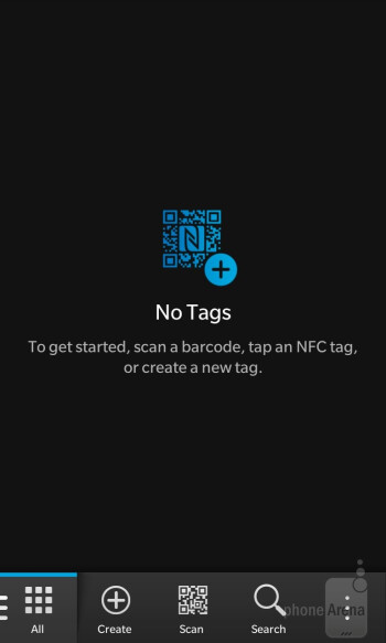 NFC - BlackBerry 10 Review