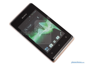 Sony Xperia E dual Review
