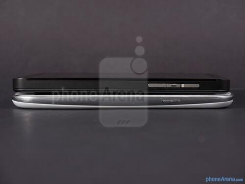 BlackBerry Z10 vs Samsung Galaxy S III