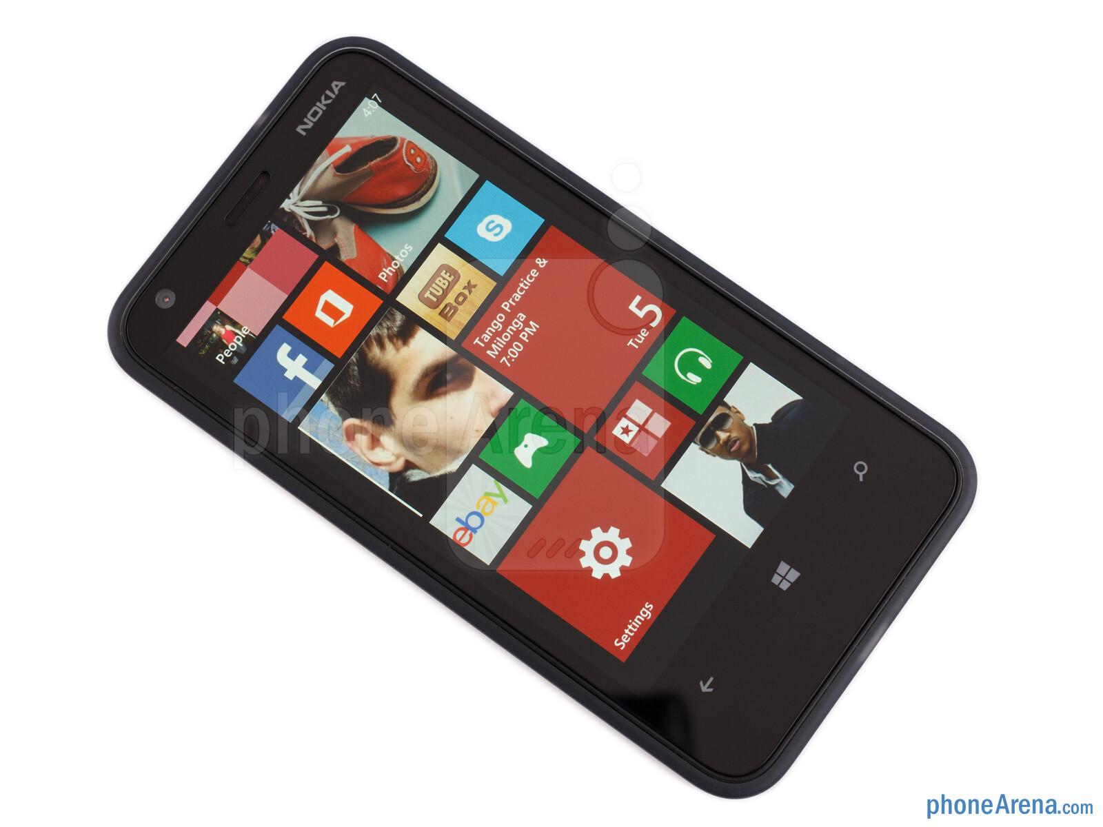 Nokia Lumia 620 Review - PhoneArena