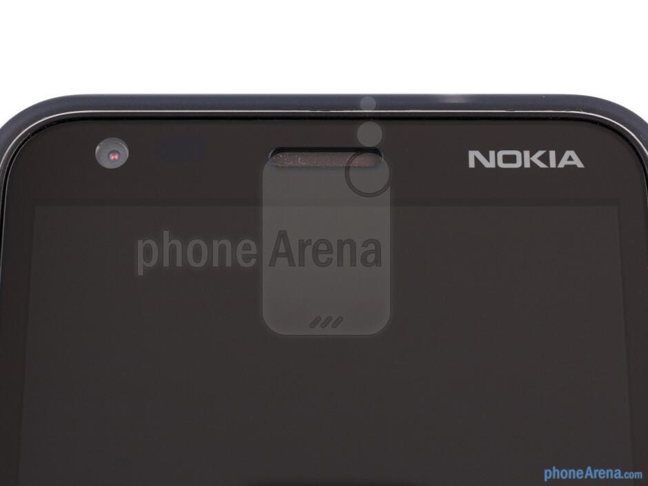 Front camera - Nokia Lumia 620 Review