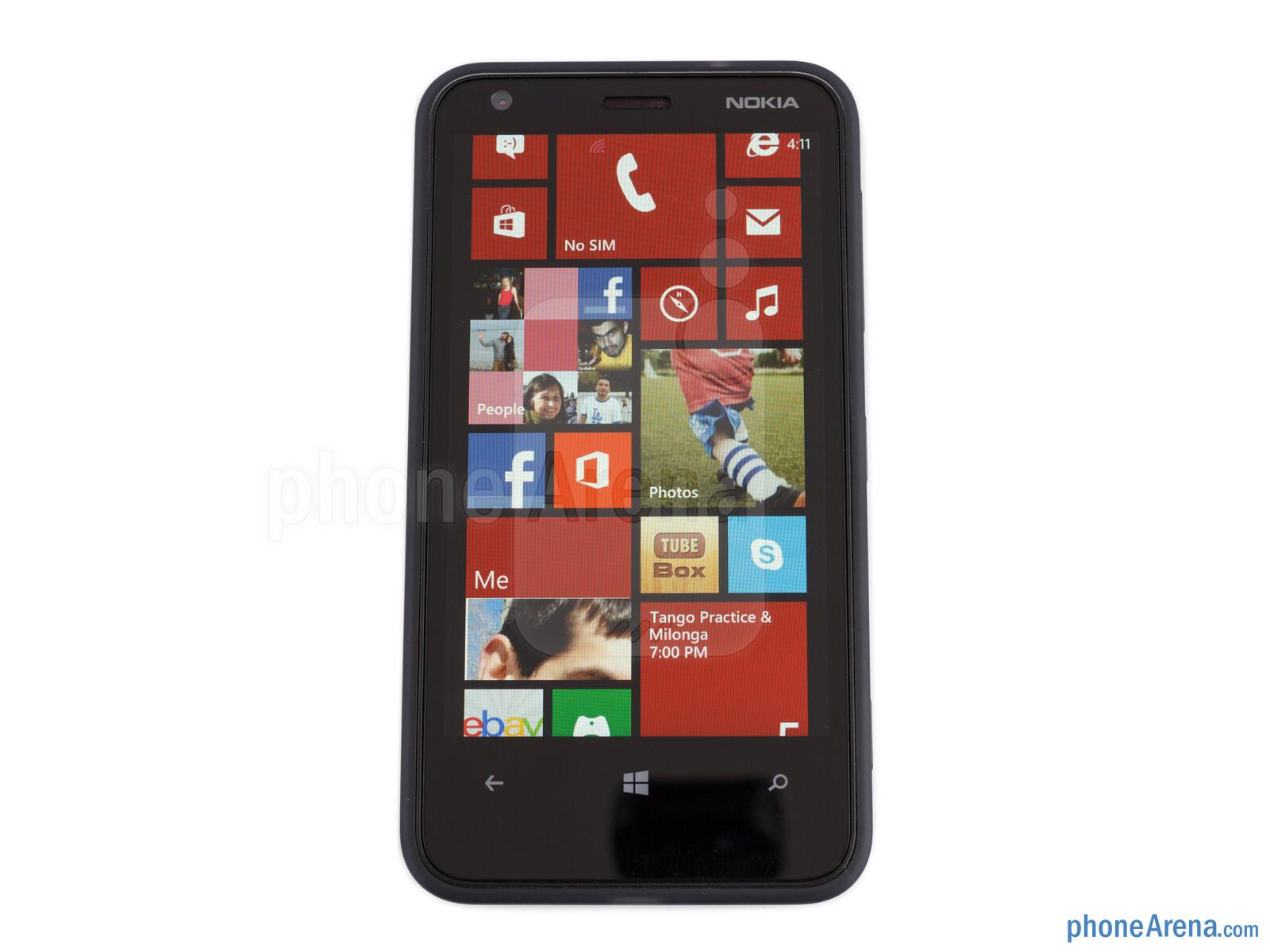 Đánh Giá - Nokia Lumia 620