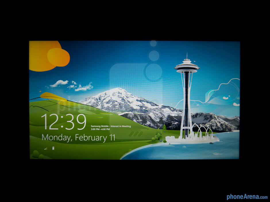 Color production - Microsoft Surface Pro Review
